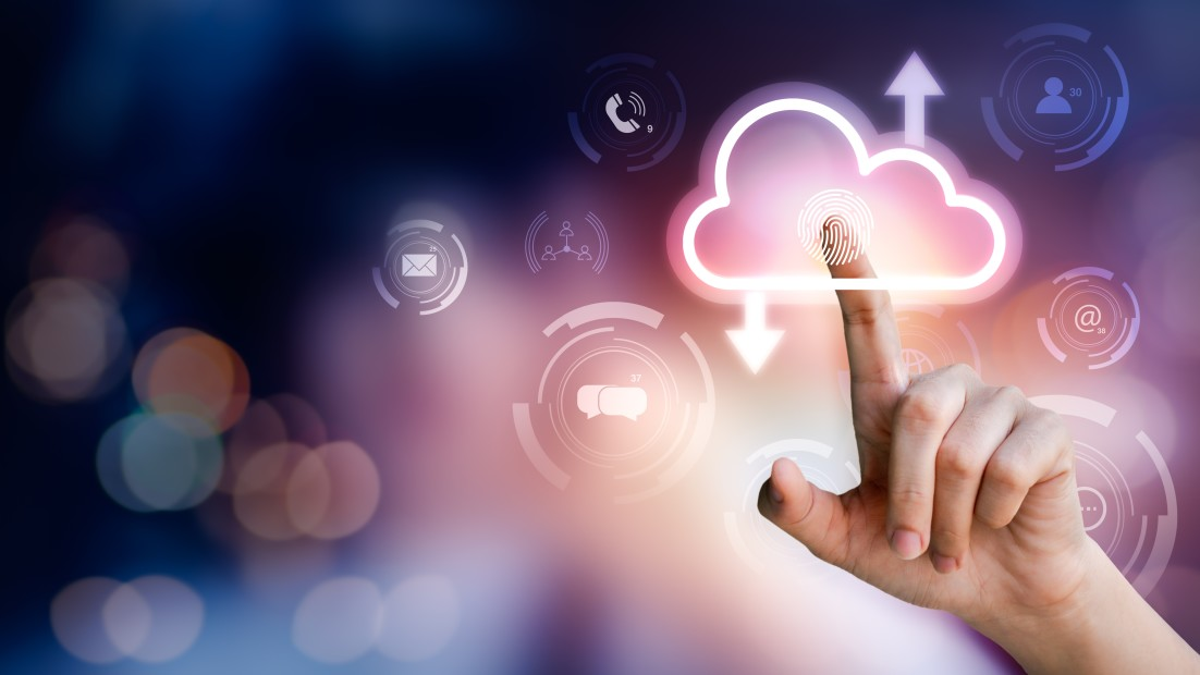 edge computing Edge Computing and How Can Businesses Benefit from it? computing network connecting data information on network technology and sign of cloud storage with t20 WgKxXm