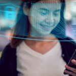 facial recognition Key Considerations for Ethical Use of Facial Recognition face identification technology concept asian woman holding smartphone and scanning face id t20 rRGLVz 150x150