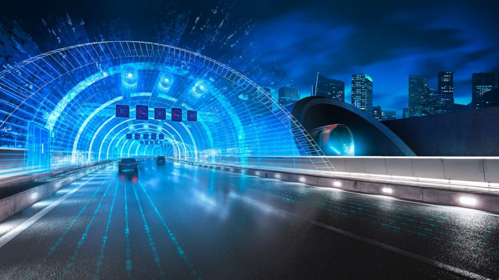 Intelligent Transportation.image smart city 5 Essential Technologies for Building a Smart City intelligent transportation 1024x575